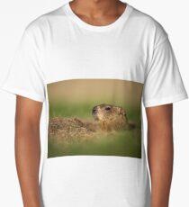 Groundhog Long T-Shirt