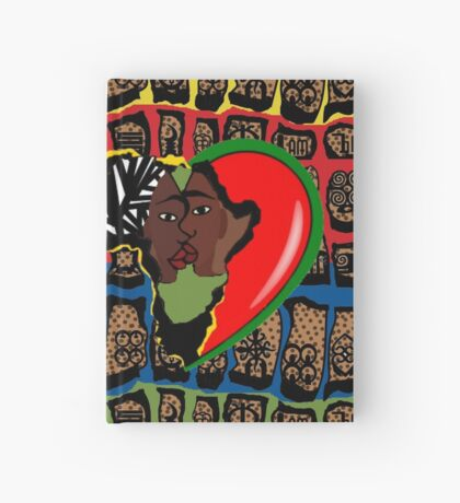 I Am Wakanda Hardcover Journal