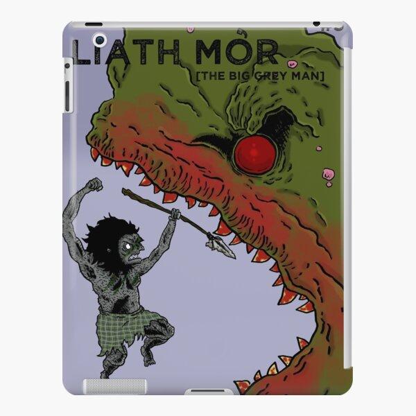 Am Fear Liath Mor issue#3 iPad Snap Case