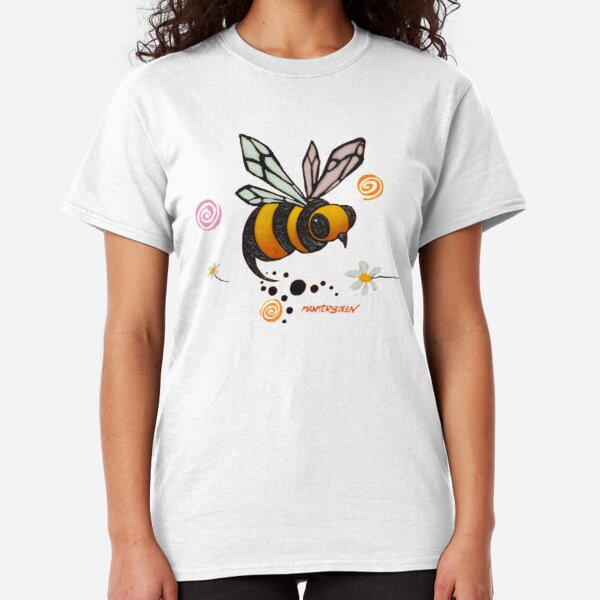 Bees (bee detail) Classic T-Shirt