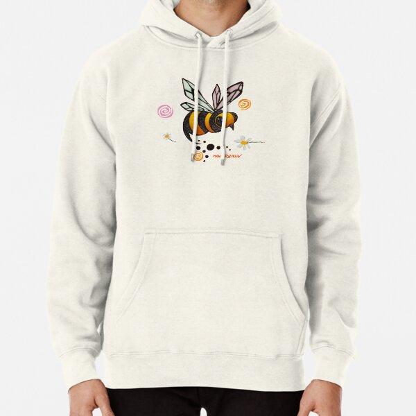 Bees (bee detail) Pullover Hoodie