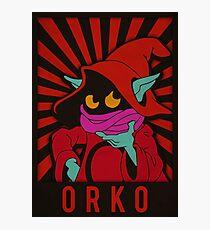 Orko Photographic Print