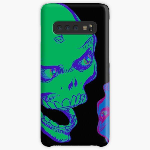 Skull Askance Repeatedly Samsung Galaxy Snap Case