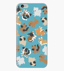 Vinilo o funda para iPhone Chibi Puppers