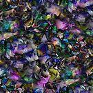 Hydrangic Inflorescence (pattern) by Yampimon