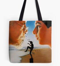 Das Karate Kid Tote Bag