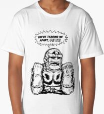 The gauntlet- lines version Long T-Shirt