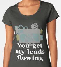 Camiseta Usted clientes vendedores consigue fluyan mis que premium potenciales mujer para Para rC0wrtq