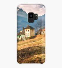 Old house in the Italian countryside by the Alps Case/Skin for Samsung Galaxy