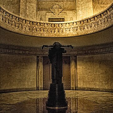 Sacrifice - The ANZAC War Memorial - Sydney by JaykAt