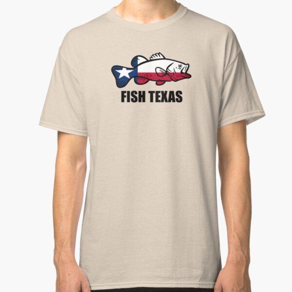 Fish Texas Classic T-Shirt