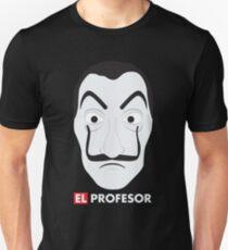 El Profesor La Casa De Papel Unisex T-Shirt