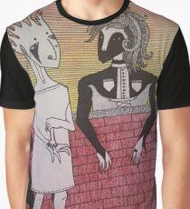 """Brains Brewing"" Happy Valentines Day Design by Warwick.Art Graphic T-Shirt"
