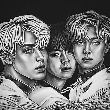 The Kim Brothers by wooman95