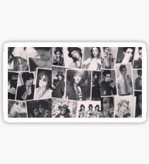 Palaye Royale collage Sticker