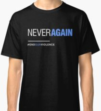 Never Again, March for Our Lives Classic T-Shirt