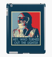 Hey Hope iPad Case/Skin
