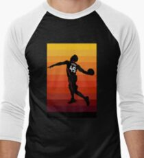 Spida Dunk 3 Men's Baseball ¾ T-Shirt