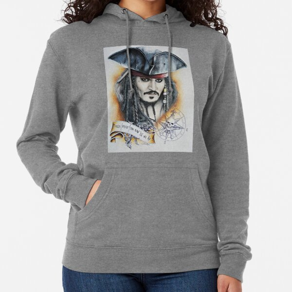 Pirates of the Caribbean Lightweight Hoodie
