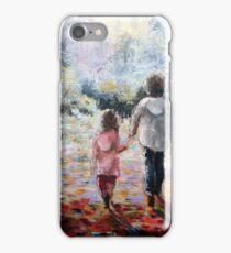 no meio da floresta.. iPhone Case/Skin