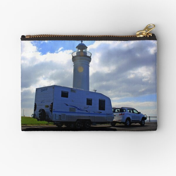 What do you think of our TV antenna ? Zipper Pouch