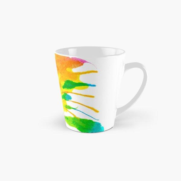 Tintenklecks Kreativ Rorschach Tasse (konisch)