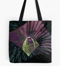 Abstract In Fractal Tote Bag