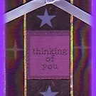Thinking of You Book Mark2 by LadyRm