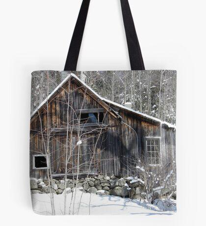 Rustic Shack Tote Bag