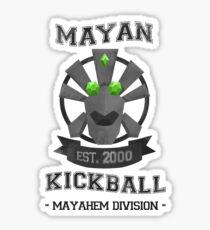 Banjo Tooie - Mayan Kickball Sticker