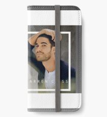 Darren Criss Graphic iPhone Wallet/Case/Skin