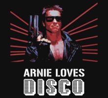 Arnold Schwarzenegger Loves Disco