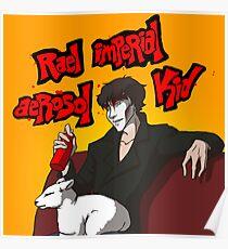 Rael Imperial Aerosol Kid Poster