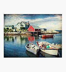 Peggy's Cove, Nova Scotia Photographic Print