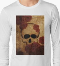 Old Skull Long Sleeve T-Shirt
