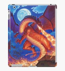 The Devil's Fire iPad Case/Skin