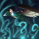 Holding the Aurora by IggyMarauder