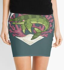 SNIPPET the Sarcoprion Mini Skirt