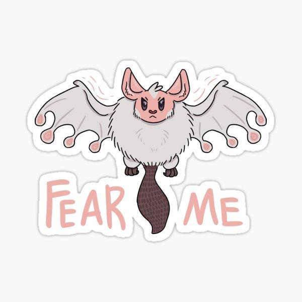 Monster Hunter World Paolumu - FEAR ME! Sticker