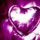 Glass Heart 2 by Yvonne Carsley