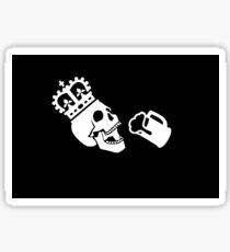 Grog Save the Queen - Stickers Sticker