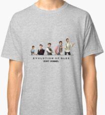 Evolution of Glee || Kurt Classic T-Shirt