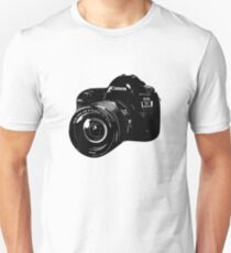 Canon Camera DSLR Unisex T-Shirt