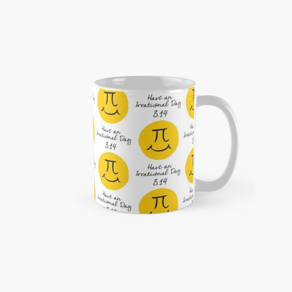 Pi Day Classic Mug