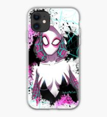 Spidey Gwen iPhone Case