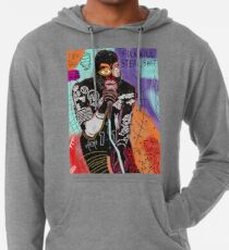 Sudadera con capucha ligera Basquiat MC Ride