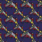 Guns & Roses by bettinadreier75