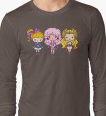 Lil' CutiEs - Eighties Ladies Long Sleeve T-Shirt