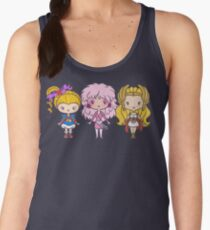 Lil' CutiEs - Eighties Ladies Women's Tank Top
