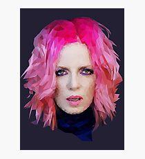 Shirley Manson - Garbage Photographic Print
